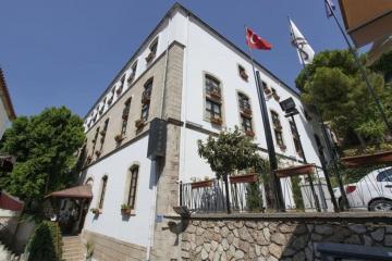 Отель Adalya Port Hotel Турция, Анталия, фото 1