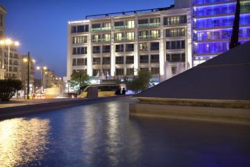 Отель Wyndham Athens Residence Греция, Афины, фото 1
