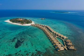 Отель Faarufushi Maldives Мальдивы, Раа Атолл, фото 1