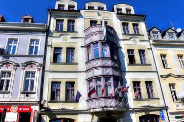 Отель EA Hotel Derby Чехия, Карловы Вары, фото 1