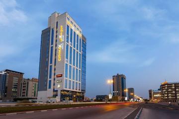 Отель Citymax Hotel Ras Al Khaimah ОАЭ, Рас Аль Хайма, фото 1