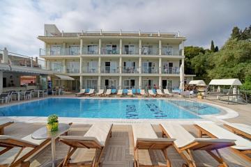 Отель Palapart Yasas Suites & Studios by Gikas Греция, о Корфу, фото 1