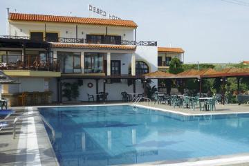 Отель Despo Hotel Греция, о. Крит-Ираклион, фото 1