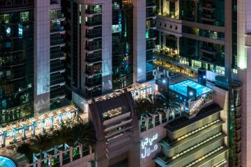 Отель Four Points by Sheraton Sharjah ОАЭ, Шарджа, фото 1