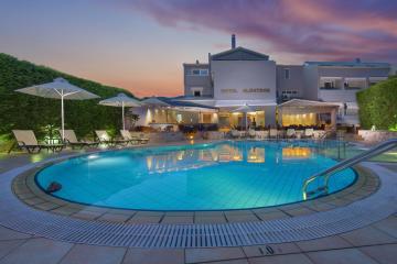 Отель Albatros Hotel Греция, Сивота, фото 1