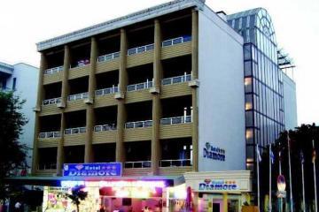 Отель Diamore Турция, Алания, фото 1
