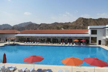 Отель Mirage Bab Al Bahr Resort & Tower ОАЭ, Фуджейра, фото 1