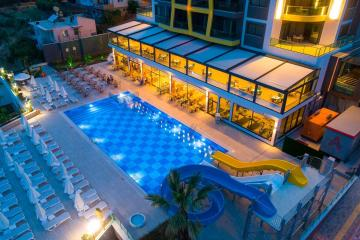 Отель Campus Hill Hotel Турция, Кестель, фото 1