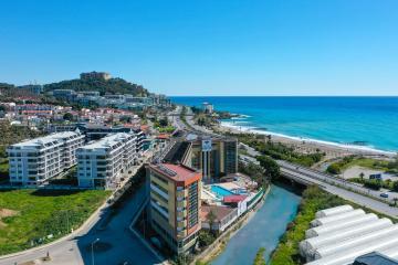 Отель Kirbiyik Resort Hotel Турция, Каргыджак, фото 1