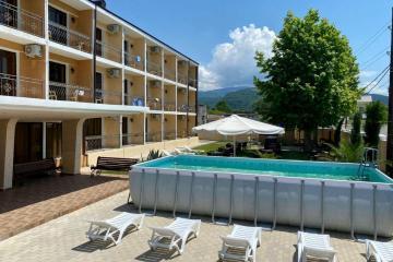 Отель Тристан Абхазия, Гагры, фото 1