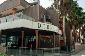 Отель Dionisus Hotel Турция, Белек, фото 1