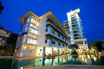 Отель Pattaya Discovery Beach Hotel Тайланд, Паттайя Бич Роад, фото 1