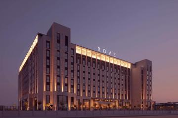 Отель Rove At The Park ОАЭ, Дубай, фото 1