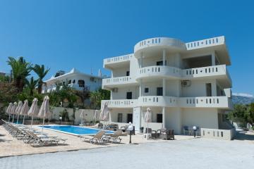 Отель Muses Studios Греция, о. Крит-Ханья, фото 1
