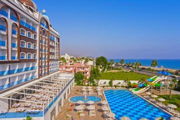 Отель Club Hotel Ruza Турция, Алания, фото 1