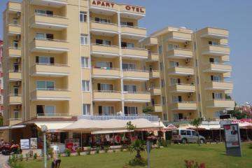 Отель Yucesan Hotel Турция, Алания, фото 1