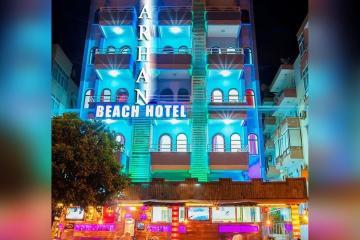 Отель Barhan Hotel Турция, Алания, фото 1