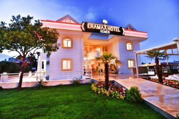 Отель Eramax Hotel Kemer Турция, Кемер, фото 1