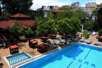 Отель Oscar Pansiyon Турция, Анталия, фото 1