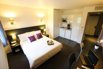 Отель All Suites Appart Hotel Orly Rungis Франция, Иль-де-Франс, фото 1