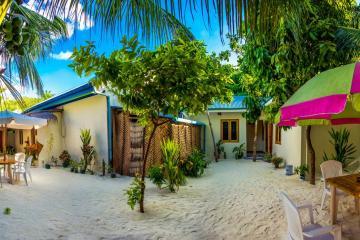 Отель Amazing View Guest House Мальдивы, Ари Атолл, фото 1