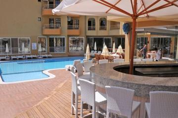 Отель Bayar Sun Time Турция, Алания, фото 1