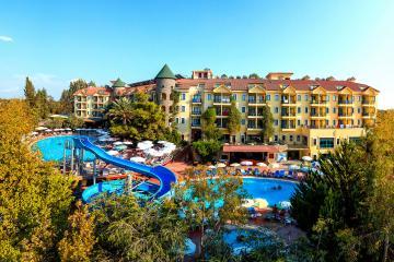 Отель Dosi Hotel Турция, Сиде, фото 1
