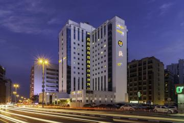Отель Citymax Hotel Al Barsha At The Mall ОАЭ, Дубай, фото 1