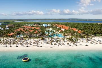 Отель Dreams Palm Beach Punta Cana Доминикана, Пунта Кана, фото 1