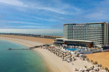 Отель Hampton by Hilton Marjan Island ОАЭ, Рас Аль Хайма, фото 1