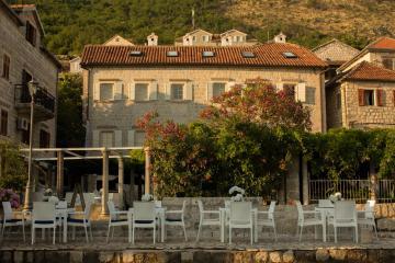 Отель Vila Perast Черногория, Герцегновская ривьера, фото 1