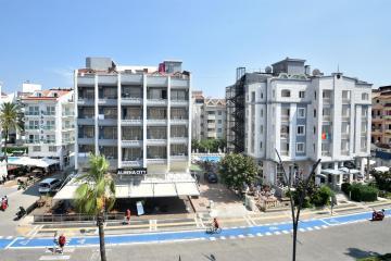 Отель Almena City Hotel Турция, Мармарис, фото 1