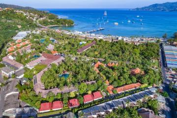 Отель Duangjitt Resort & Spa Тайланд, пляж Патонг, фото 1