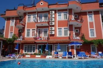 Отель Red Rose Hotel Турция, Олюдениз, фото 1