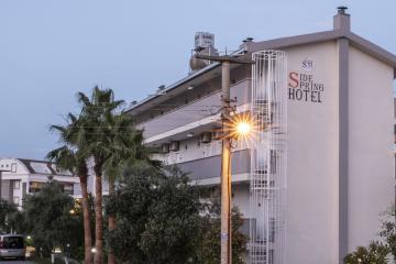 Отель Side Spring Hotel Турция, Сиде, фото 1