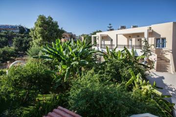 Отель Bali Dorian Apartments Греция, о. Крит-Ретимно, фото 1