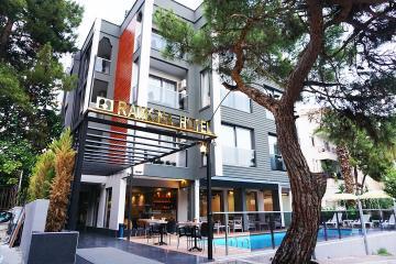 Отель Ramona Hotel Турция, Анталия, фото 1