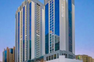 Отель Pullman Hotel Sharjah ОАЭ, Шарджа, фото 1