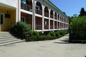 Отель Пансионат Таврика Голд Россия, Алушта, фото 1