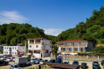 Отель Guest House Soul&Sea Абхазия, Пицунда, фото 1