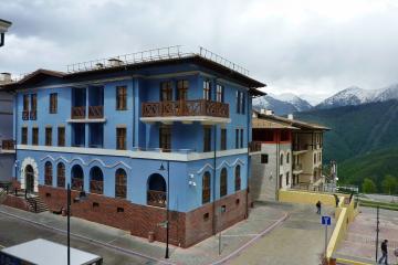 Отель Апартаменты Премиум Россия, Красная Поляна, фото 1