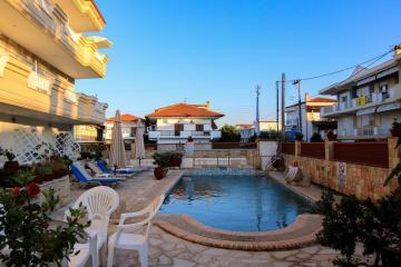 Отель Melis Studios Греция, Халкидики-Кассандра, фото 1