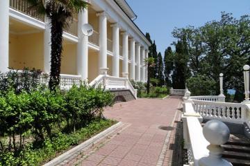 Отель Пансионат Жемчужина Россия, Ялта, фото 1
