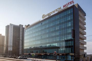 Отель Greenwich Hotel Россия, Улан-Удэ, фото 1