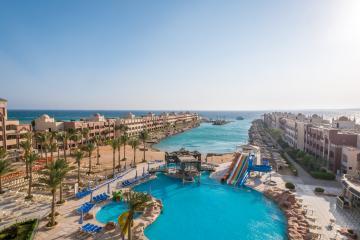 Отель Sunny Days Resort, Spa & Aqua Park Египет, Хургада, фото 1