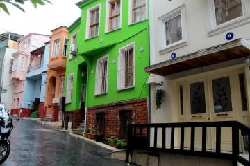 Отель Megaron Турция, Стамбул, фото 1