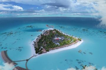 Отель Brennia Kottefaru Мальдивы, Раа Атолл, фото 1