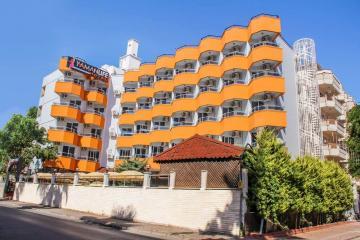 Отель Yaman Life Hotel Турция, Алания, фото 1