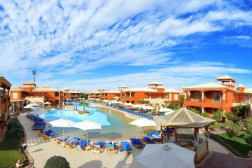 Отель Alf Leila Wa Leila Египет, Хургада, фото 1
