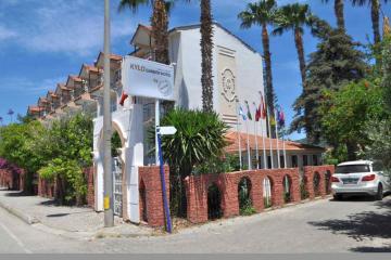 Отель Kylo Garden Hotel By Julitat Турция, Кемер, фото 1